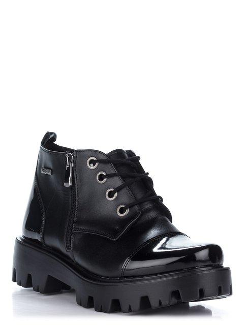Ботинки черные Kofodriej 2110212