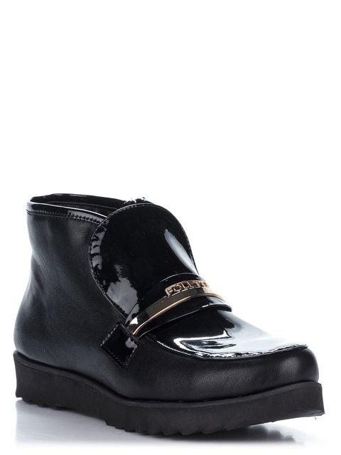 Ботинки черные Foletti 2110225