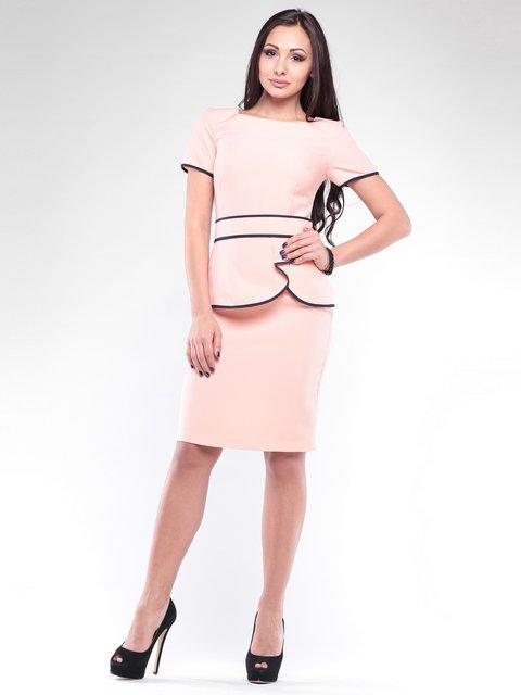 Сукня персикового кольору Laura Bettini 2114324