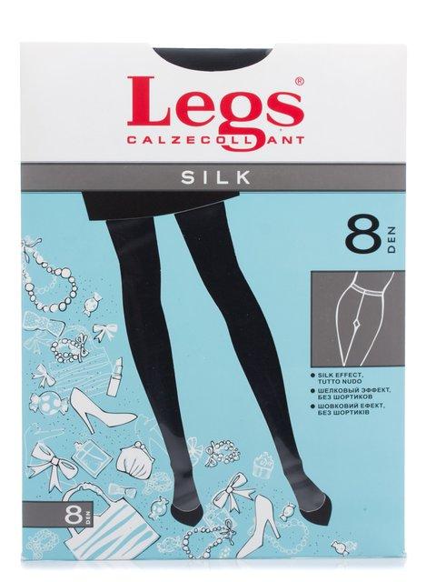 Колготки чорні 8 Den Legs 2108750