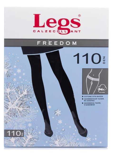 Колготки черные 110 Den Legs 2108848
