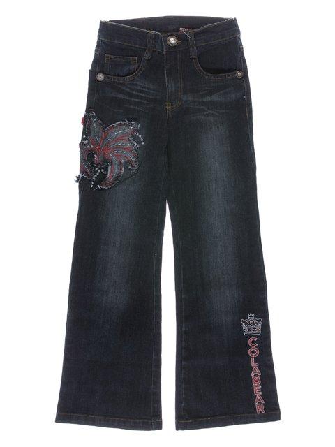 Джинси темно-сині ColaBear 2056810