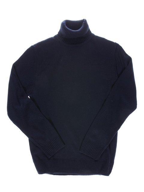 Гольф синий утепленный Pop Teen 2056966