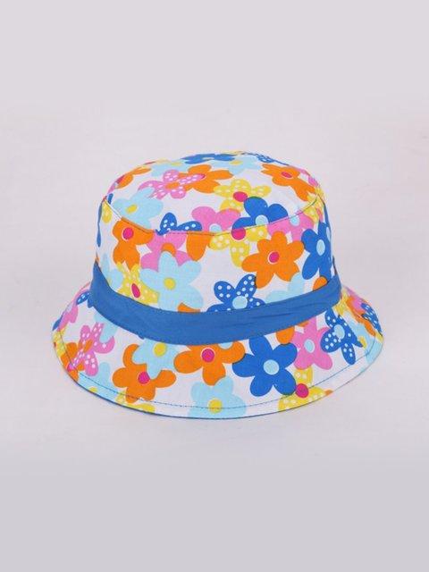 Панамка квіткового забарвлення двостороння Top Baby 2119871