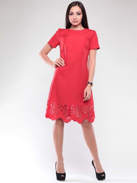 Сукня червона Dioni 2126551