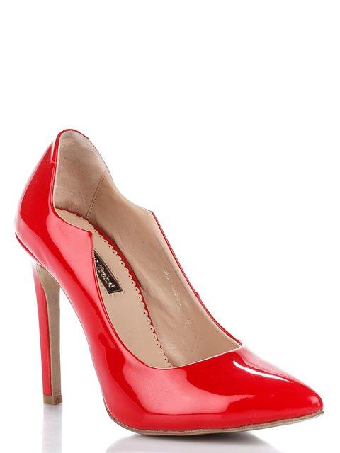 Туфли красные Foletti 2127311