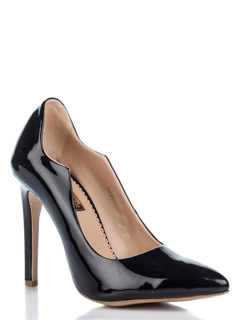 Туфли черные Foletti 2127310