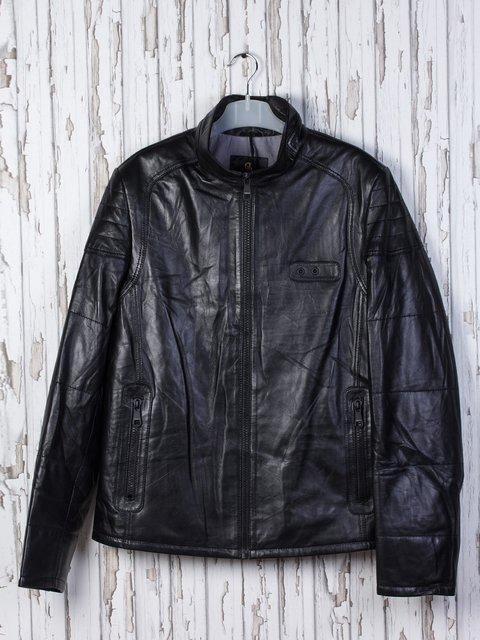 Куртка черная Gessada 2128666