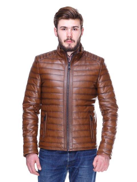 Куртка коричневая Gessada 2128667