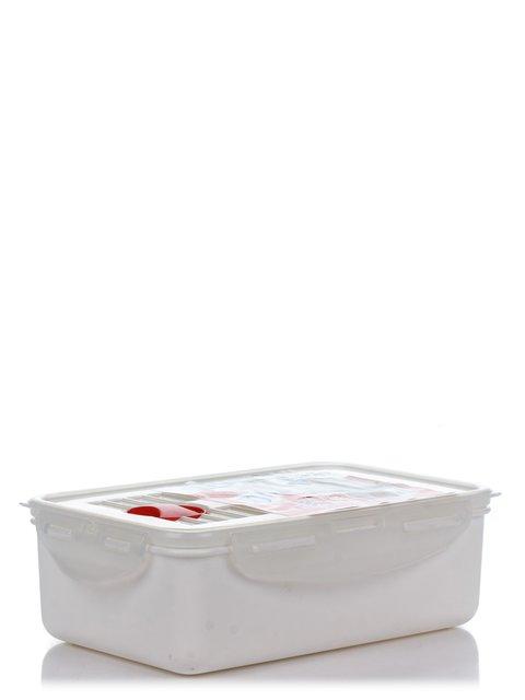 Прямоугольная емкость для СВЧ (1,2 л) HEIDRUN 2137345