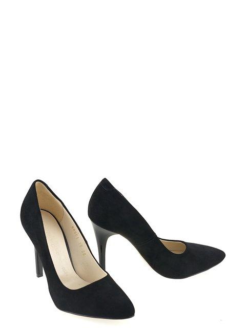 Туфли черные LeoModa 2141945