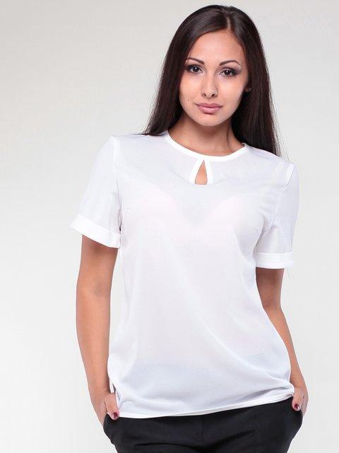 Блуза біла Dioni 2144579