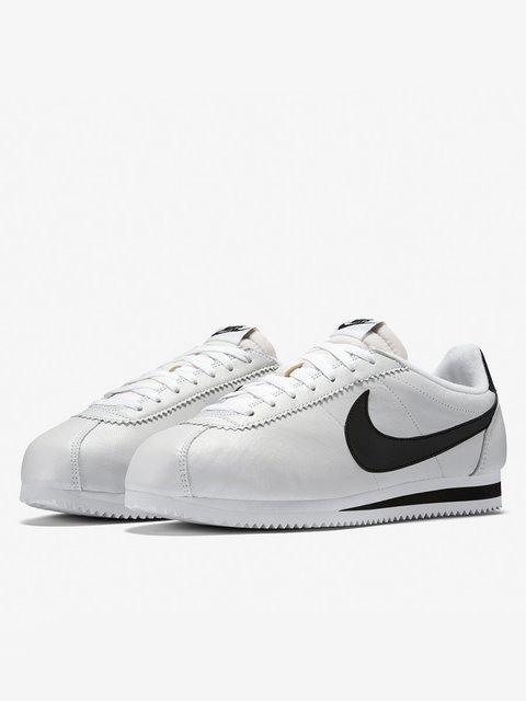 Кроссовки белые Classic Cortez Premium Nike 2164464