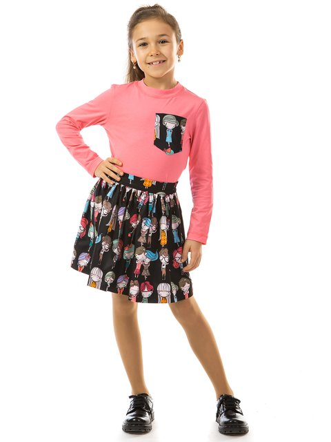 Гольф рожевий Kids Couture 2171428