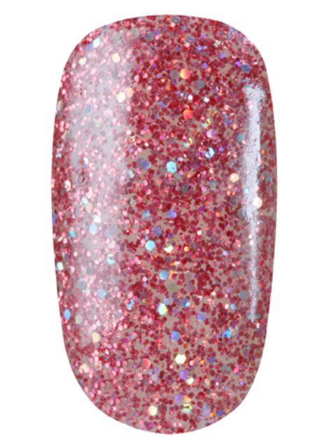 Гель-лак для нігтів Pink Sparkler - №045 (15 мл) NUBAR 2175424