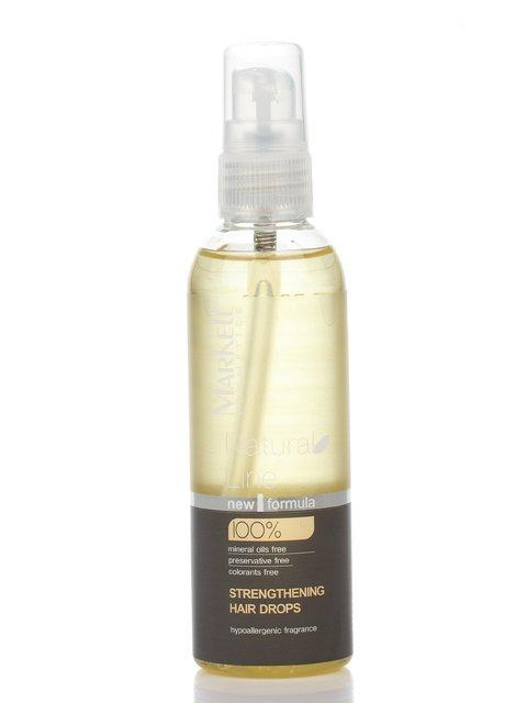 Краплі для волосся зміцнювальні (100 мл) Markell 2168638