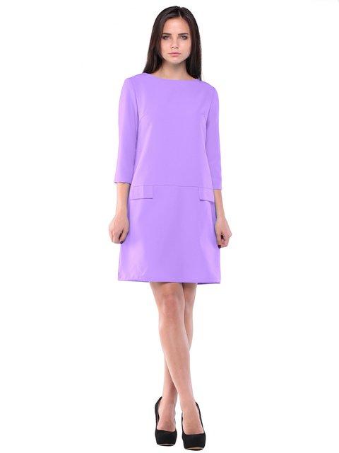 Платье светло-фиалковое Maurini 2175630