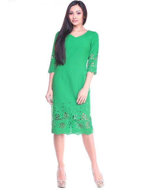 Платье изумрудного цвета Laura Bettini 2175606