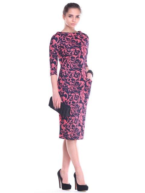 Сукня в принт Laura Bettini 2193461