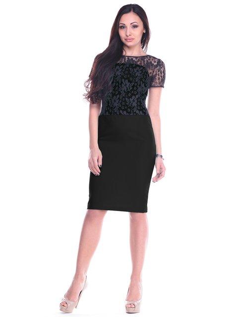 Платье черное Rebecca Tatti 2199654
