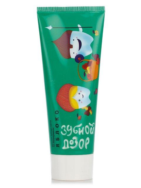 Зубная паста детская «Зубной дозор. Яблоко» (75 мл) Modum 2203477