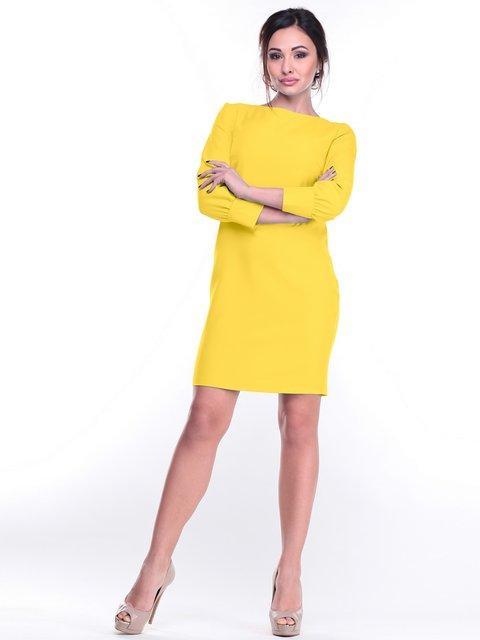 Сукня сонячного кольору Laura Bettini 2212287