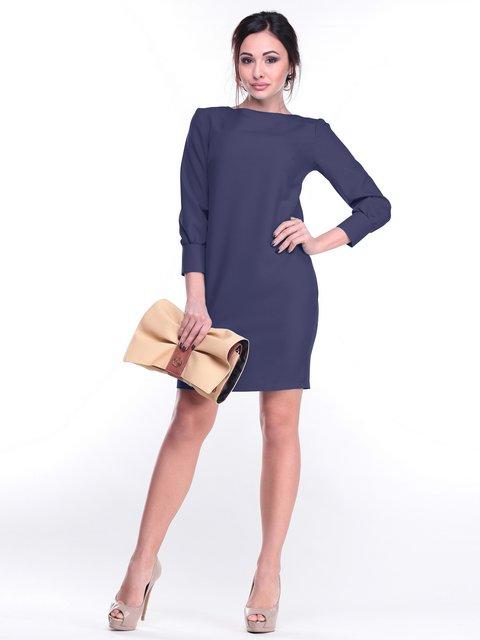 Сукня темно-синя Laura Bettini 2212291