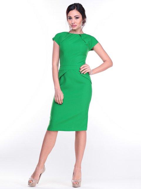 Платье зеленое Rebecca Tatti 2213169