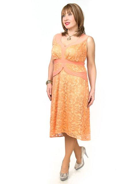 Сукня абрикосового кольору LibeAmore 2211743