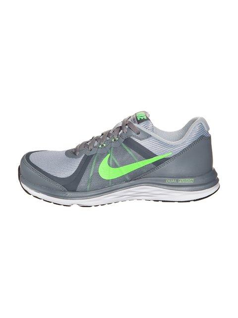 Кроссовки серые Dual Fusion X 2 Nike 2231652