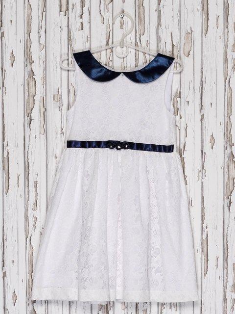 Платье белое New Point 2228165