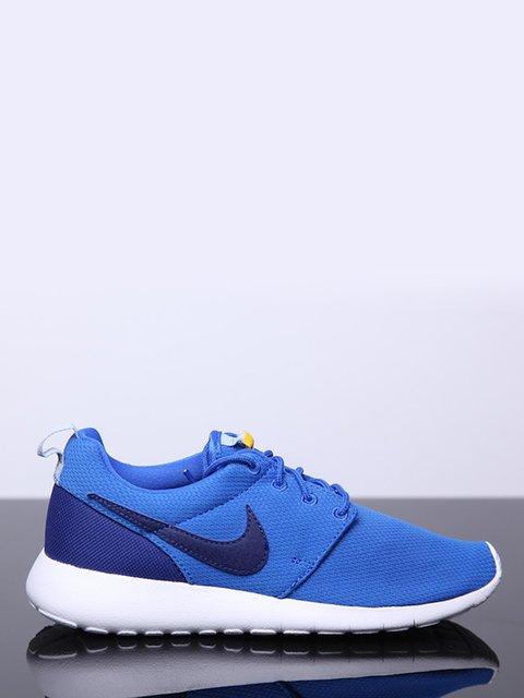 Кроссовки синие Roshe One Nike 2231570