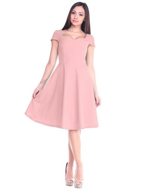 Сукня персикового кольору Dioni 2235349