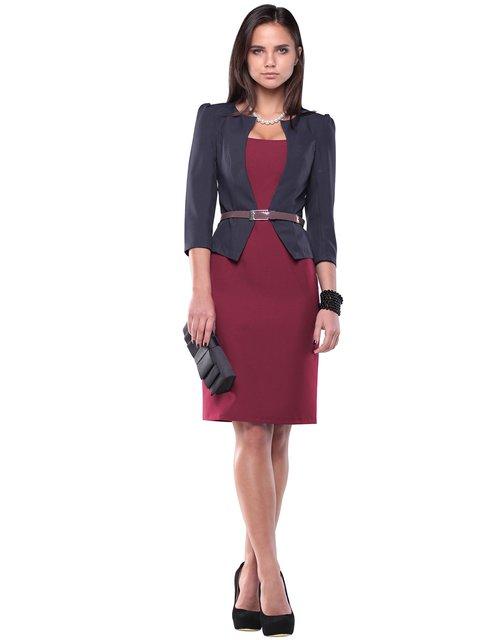 Комплект: жакет і сукня Laura Bettini 2239064