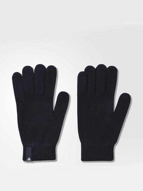Рукавички чорні Adidas 2009458