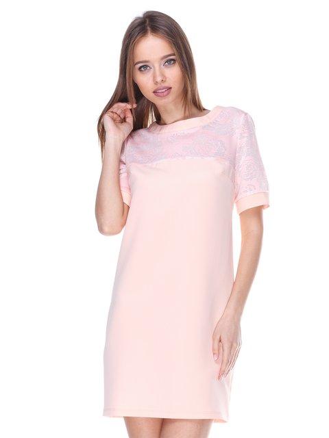 Сукня персикового кольору Atelier private 2194278