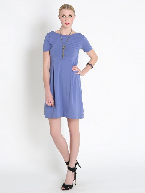 Сукня синьо-бузкова Alpha Studio 2257457