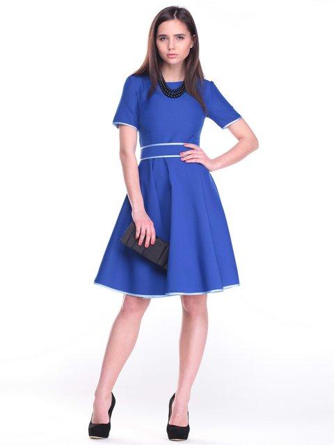 Сукня кольору електрик Laura Bettini 2257372