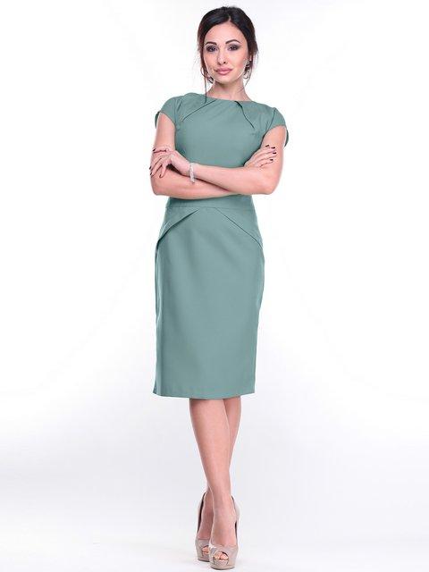 Сукня оливкова Rebecca Tatti 2257559
