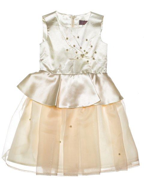 Сукня молочного кольору Kids Couture 2257692
