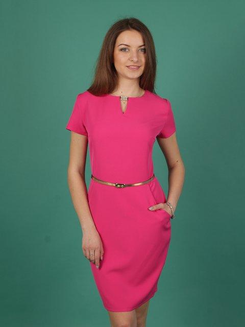 Платье малиновое VSV 2278951