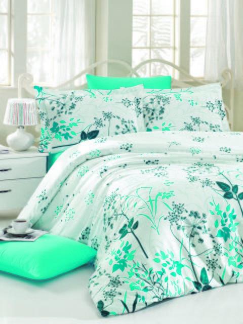 Комплект постельного белья двуспальный Nazenin Home 2279441