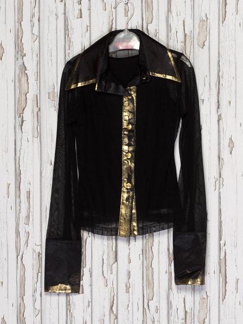 Блуза чорна MILAN 2276050