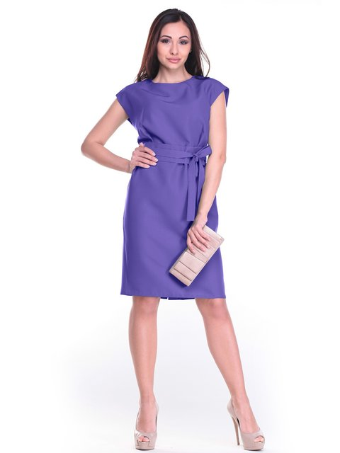 Сукня бузкова Laura Bettini 2299595