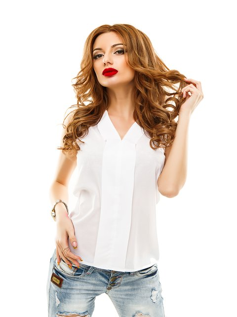 Блуза біла Elegance Creation 2305424