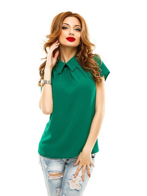 Блуза зелена Elegance Creation 2305434