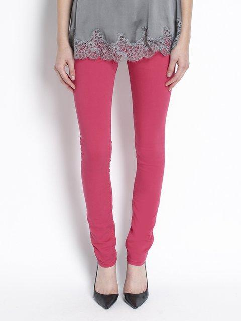 Штани червоно-рожеві Twin Set 2307132
