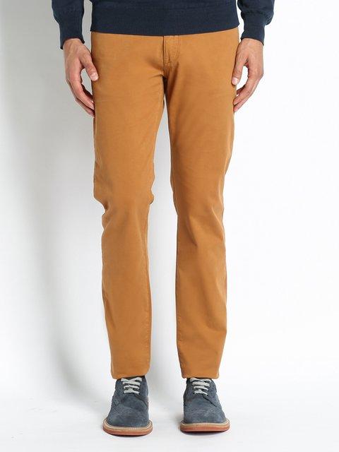 Штани помаранчеві Geox 2284364
