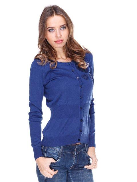 Кофта синяя GD Cashmere 2324537