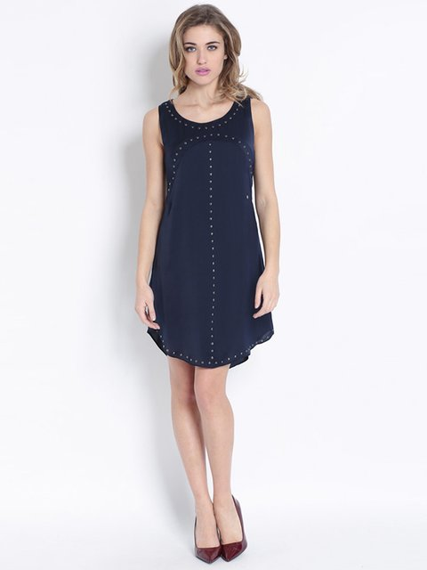 Сукня темно-синя Amy Gee 2337062